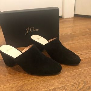 JCREW Sophie Pump Mule